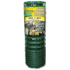 2.5' x 50' Garden Fencing