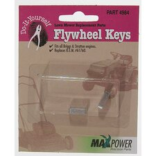 Briggs and Stratton Flywheel Keys