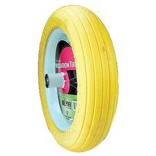 """8"""" Flat Proof Wheelbarrow Wheel"""