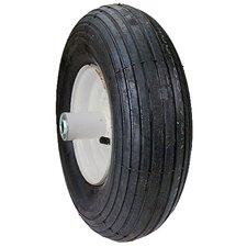 """6"""" Wheelbarrow Wheel  Assembly (Set of 3)"""