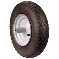 "8"" Wheelbarrow Wheel  Assembly (Set of 3)"