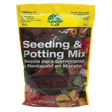 Seeding and Potting Mix (4 qt)