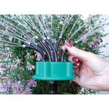 The Flexible Lawn and Garden Sprinkler