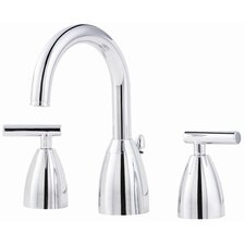 <strong>Price Pfister</strong> Contempra Widespread Bathroom Faucet with Double Handles