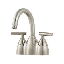 Contempra Centerset Bathroom Faucet with Lever Handles