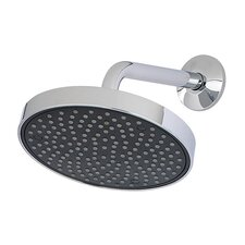 "Universal OT8 0.75""Thermostatic Raincan Showerhead"