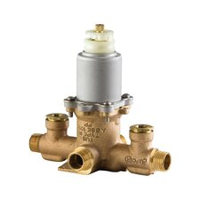 TX8 Thermostatic Series Tub and Shower Rough Valve with Stops