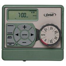 4 Station Easy Dial Timer