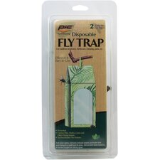 Disposable Fly Trap (2 Pack)