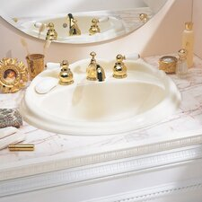 Reminiscence Countertop Bathroom Sink