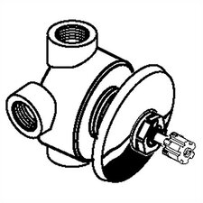 <strong>American Standard</strong> 3 Way in Wall Diverter Valve