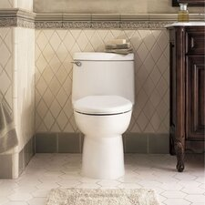 Champion 1.6 GPF Elongated 1 Piece Toilet