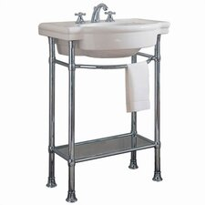 <strong>American Standard</strong> Retrospect Console Table with Bathroom Sink