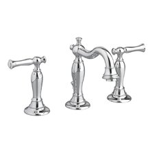 Quentin Double Handle Widespread Bathroom Faucet