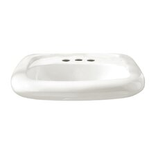 <strong>American Standard</strong> Murro Universal Design Ever Clean Wall Mounted Bathroom Sink