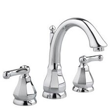 Dazzle Widespread Bathroom Faucet with Double Lever Handles
