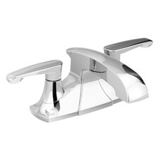 Copeland Centerset Bathroom Sink Faucet with Double Lever Handles