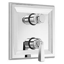 Town Square Two Handle Dual Shower Faucet Trim Kit