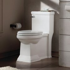 <strong>American Standard</strong> Town Square Flowise RH 1.6 GPF Elongated 1 Piece Toilet