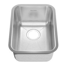 "18.75"" x 13.75"" Undermount Single Bowl Kitchen Sink"