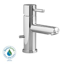 Serin Single Hole Bathroom Faucet with Single Handle