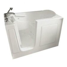 "<strong>American Standard</strong> 59.5"" x 30"" Walk In Combo Tub with Quick Drain"