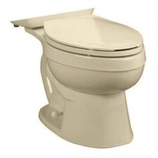 Titan Pro Right Height 1.6 GPF Elongated Toilet Bowl Only