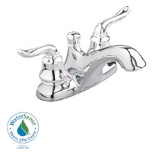 Princeton Centerset Bathroom Faucet with Double Lever Handles
