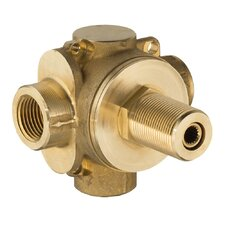 Two Way in-Wall Diverter Valve