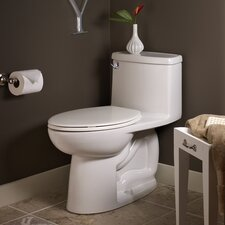 <strong>American Standard</strong> Cadet 3 Flowise 1.28 GPF Elongated 1 Piece Toilet with Right Hand Trip Lever