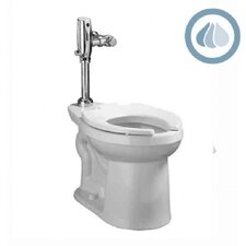 <strong>American Standard</strong> Right Width Right Height Flush Valve Universal 1.28 GPF / 1.6 GPF Elongated Toilet Bowl Only