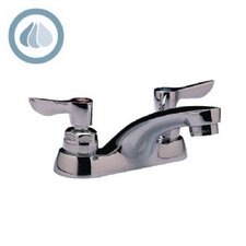 Monterrey Centerset Lever Handle Bathroom Sink with Less Drain