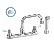 Monterrey Top Mount Faucet with Swivel Spout