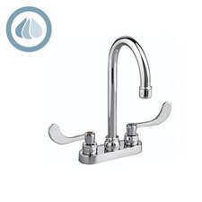 Monterrey Centerset Faucet with Limited Swivel Spout
