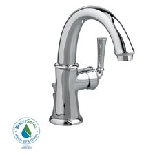 <strong>American Standard</strong> Portsmouth Single Hole Bathroom Faucet with Single Handle