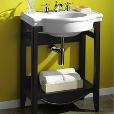 Skyline Console Bathroom Sink Set