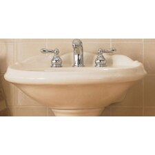 Reminiscence Pedestal Bathroom Sink (Bowl Only)