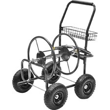 <strong>Precision Products</strong> 250' Hose Reel Cart