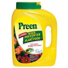 Garden Weed Preventer Plus Plant Food (5.62 lbs)