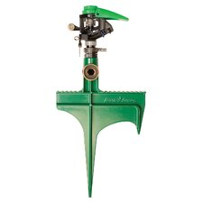 Plastic Impact Sprinkler On Hose End Spike