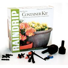 Container Drip Watering Kit with Anti-Syphon