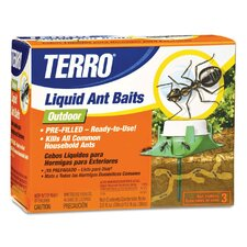 Terro Outdoor Liquid Ant Baits Bonus (6 Pack)