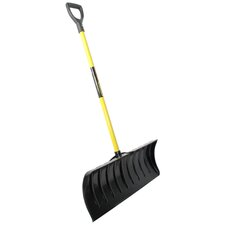 "24"" D Handle Snow Pusher (Set of 4)"