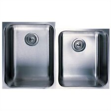 "Spex 32"" x 20"" Plus Bowl Undermount Kitchen Sink"
