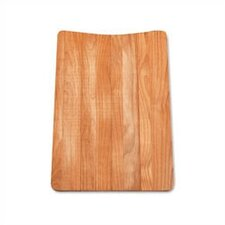 "12.5"" Wood Cutting Board"