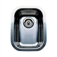 "<strong>Blanco</strong> Wave 17.75"" x 12.44"" x 6.75"" Plus Single Bowl Undermount Kitchen Sink"