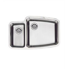 "<strong>Blanco</strong> Performa 31.63"" x 20.5"" Large Reverse Bowl Kitchen Sink"