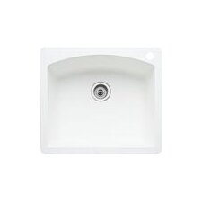 "<strong>Blanco</strong> Diamond 25"" x 22"" Single Bowl Drop-In Kitchen Sink"