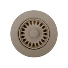 "3.375"" Basket Strainer"