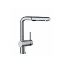 BLANCO LINUS™ Pullout w/ Dual Spray - Satin Nickel